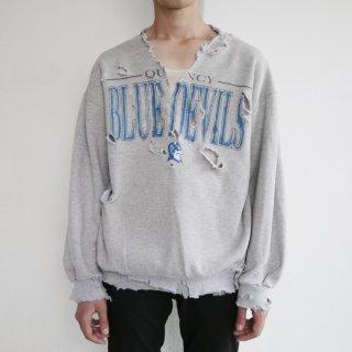 boro custom sweat , body-dodger , blue devils