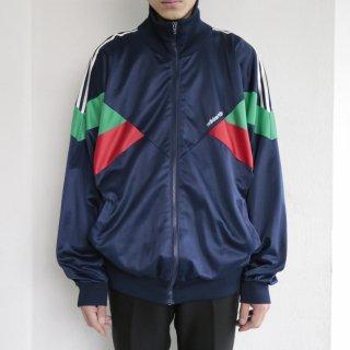 old adidas jersey track jacket