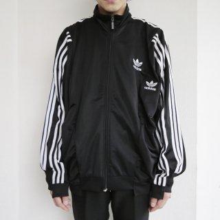 remake 6line jersey track jacket