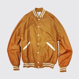 vintage bomber squad nylon jacket