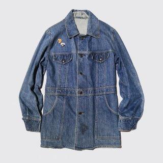 vintage levi's bush jacket