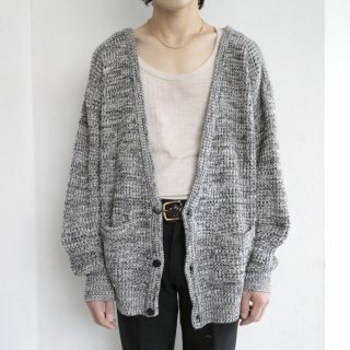 old frosting loose cardigan