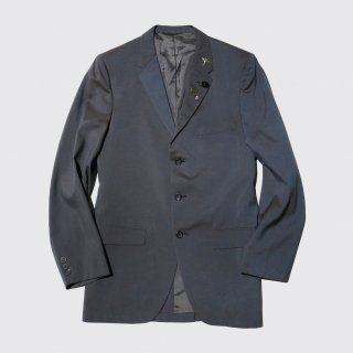 vintage ayers by j&f iridescent tailored jacket