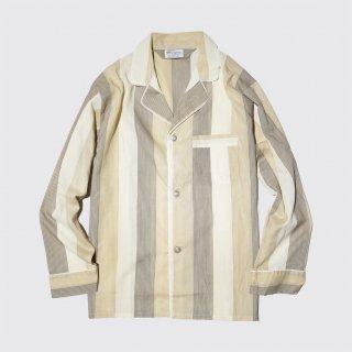 vintage diplomat stripe sleeper shirt