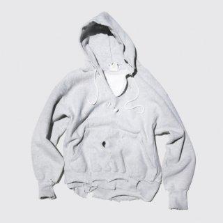 boro custom hoodie , body-90's lee reverse type
