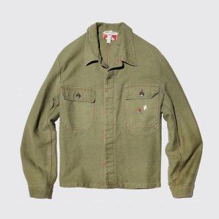vintage euro schumer proban work jacket
