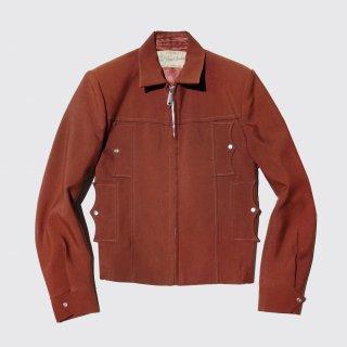 vintage rafael jiménez western jacket