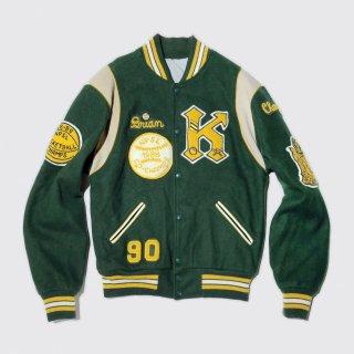 vintage award jacket