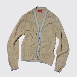 vintage sears acrylic cardigan