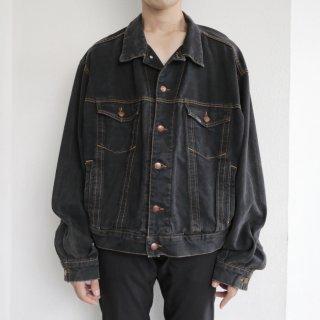 old loose trucker jacketold loose trucker jacket