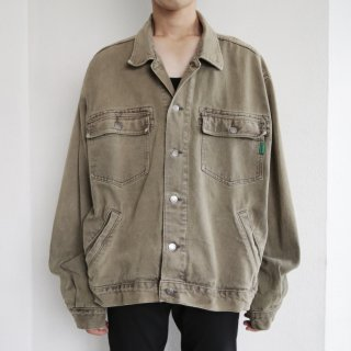 old guess loose trucker jacket