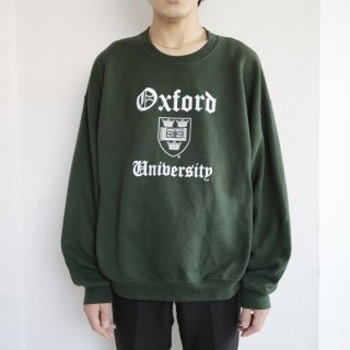 old 90's oxford univ. sweat