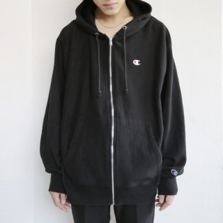 old y2k champion reproduct reverse weave zipped hoodie
