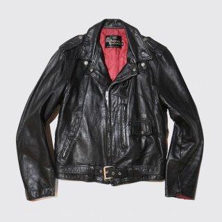 vintage sears d-pocket riders jacket , size:40