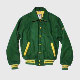 vintage varsity jacket , 92's south shore vo tech hs