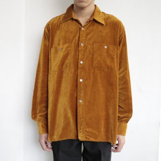 old velvet l/s shirt