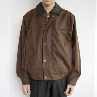 old outback oiled jacket