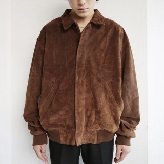 old polo ralph lauren suede leather jacket
