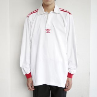 old adidas polo l/s