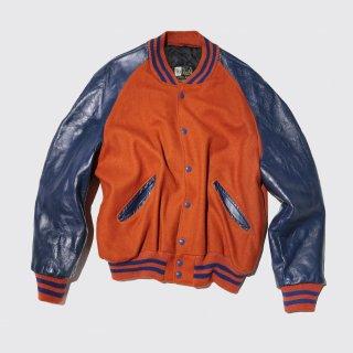 vintage rochester univ. varsity jacket