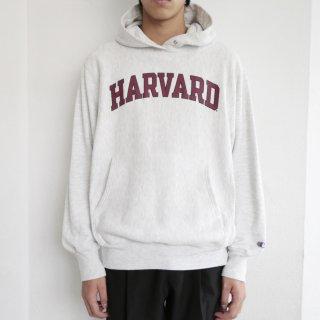 old y2k champion reverse weave hoodie , harvard univ.