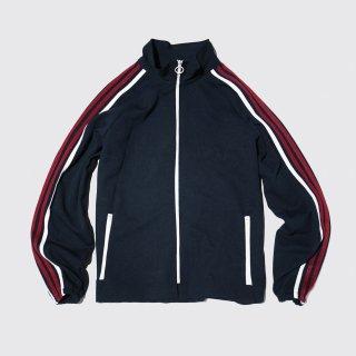 vintage jcpenny jersey track jacket