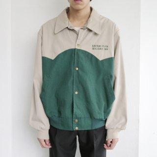 old broderie safari jacket