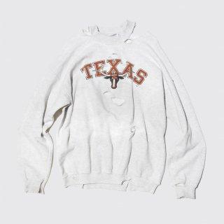 vintage broken sweat , texas longhoons