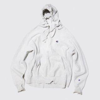 vintage broken hoodie , y2k champion reproduct reverse weave