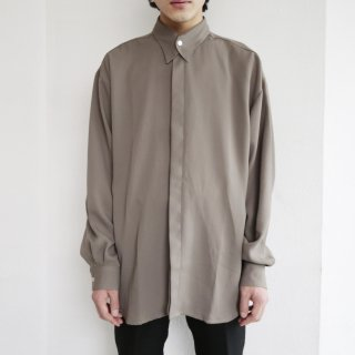 old fly front l/s shirt