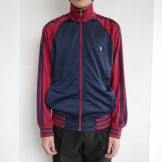 old polo larph lauren jersey track jacket