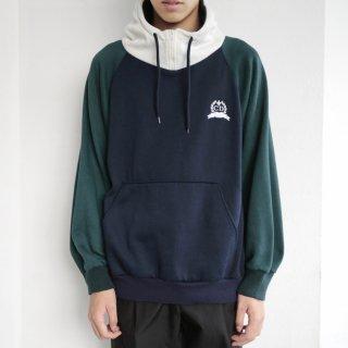 old dior half zipped hoodie