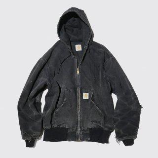 vintage carhartt broken active jacket