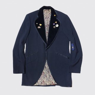 vintage smorking jacket