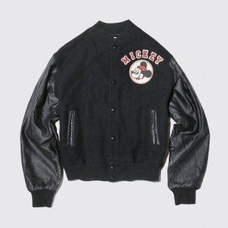 vintage mickey varsity jacket