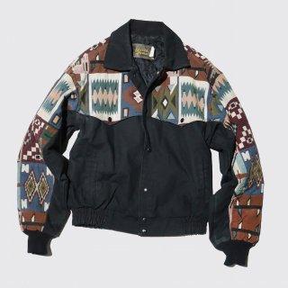 vintage native guide jacket