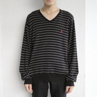 old polo ralph lauren border sweater