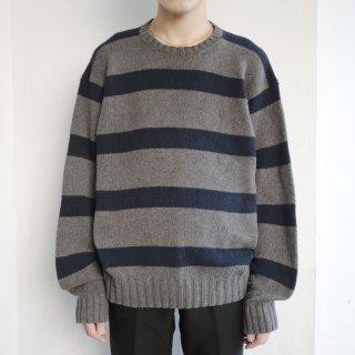 old polo ralph lauren border cotton sweater