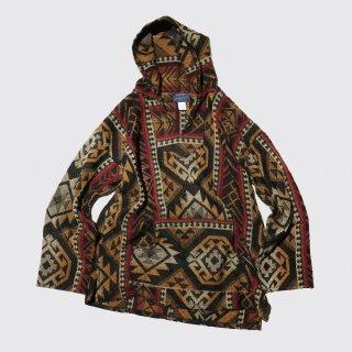 vintage native mexcian hoodie