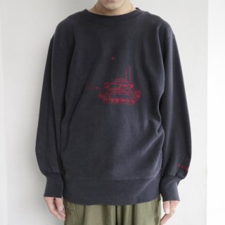 old tank broderie sweat , body-champion