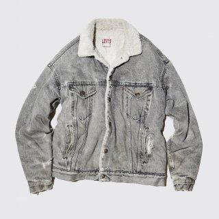 vintage levi's broken runch jacket