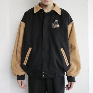 old enterprise varsity jacket