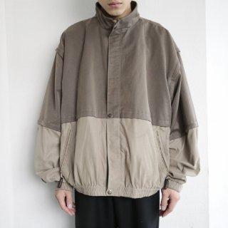 old detachable jacket