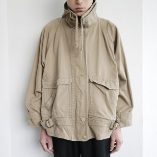 old cotton twill jacket with liner