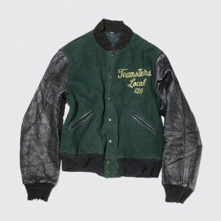 vintage union varsity jacket