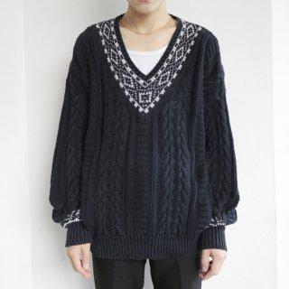 old gap cotton tilden sweater