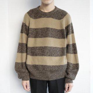 old border sweater