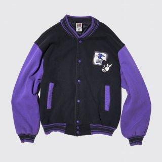 vintage custom sweat jacket