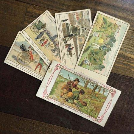 ポストカード(横長変形)5枚セット