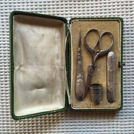 裁縫セット ミニ(箱付き)